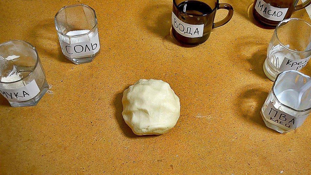 Как сделать в домашних условиях полимерную глину